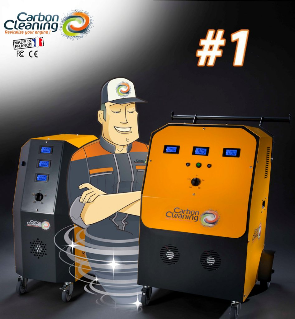 Carbon Cleaning Worldwide Number 1