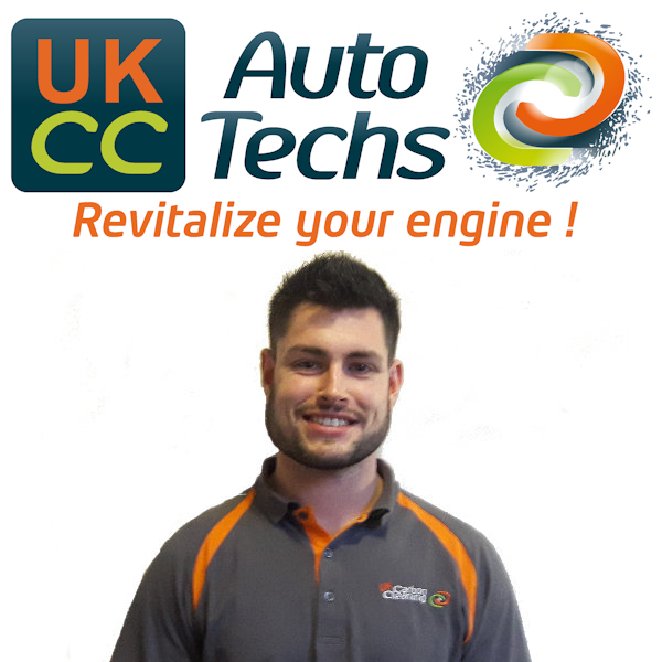 Adam Steenson, carbon cleaning mobile technician for Adam Steenson