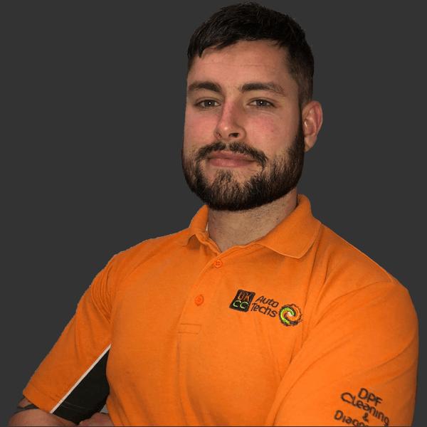 Adam Steenson UK Carbon Cleaning